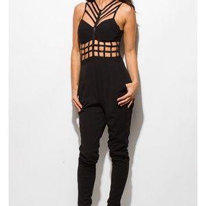 Pants - 🆕️🌟Sexy Black Jumpsuit 🌟